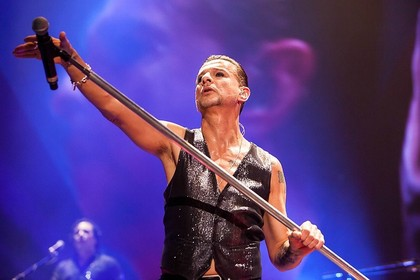 always music for the masses - Bericht: Depeche Mode live in der SAP Arena Mannheim