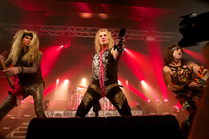 """Death To All But Metal"" - Fotos: Steel Panther live in der Großen Freiheit in Hamburg"